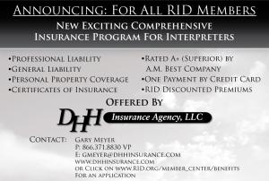 DHH Insurance Agency Ads Announce