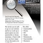 DHH Insurance Flyer + Logo