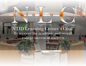 NTID Learning Center back cover